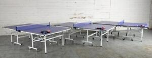 PING PONG TABLES PREMIUM QUALITY FACTORY DIRECT TO YOU.