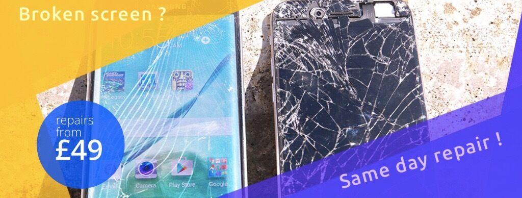 PHONE, IMAC, MACBOOK & LAPTOP REPAIR - BROKEN SCREEN, BATTERY - APPLE, GOOGLE, HTC, ONEPLUS, HUAWEI