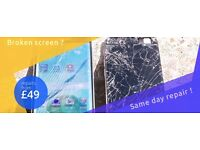 PHONE, TABLET & LAPTOP REPAIR, IT SUPPORT - CRACKED SCREEN, CHARGING, BATTERY, IPHONE, GALAXY, IPAD