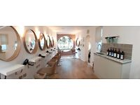 Luxury SW6 salon offering FREE Haircuts