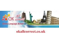 The BEST language tutors: French, German, Spanish, Italian, Russian, Polish. Skype lessons from £10h