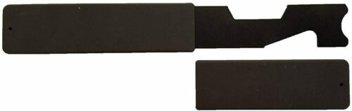 Shove Knife - Police EMS Forcible Entry Tool with Protective Cover