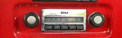 68-72 Chevrolet GMC Truck NOS GM AM Radio Assembly 69 70 71 Pickup C10 C20 C30