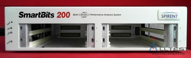 Spirent SMB200 SmartBits Series Performance Analysis 4-Slot Mainframe