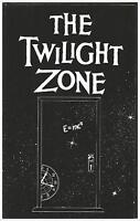 TWILIGHT ZONE VHS VIDEO CASSETTES X 4 , ENGLISH $10.