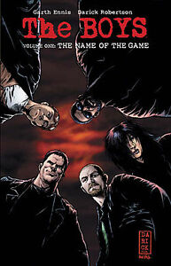 The Boys graphic novel by Garth Ennis - 11 books for just $55!