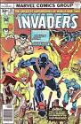The Invaders Comic Book