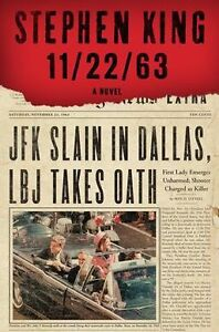 Iso: Stephen king book. 11.22.63.