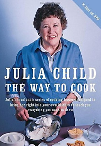 Julia Child The Way to Cook DVD set