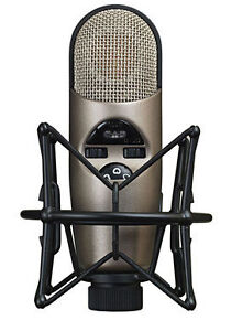 PAIR of CAD Audio M179 Variable-Pattern Condenser Microphones