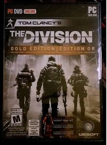 The Division [PC] - GOLD EDITION | VERSION OR - $60