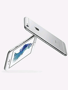 Silver iPhone 6S Plus - 64GB (Mint Condition)