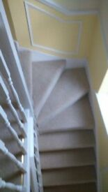 WEST LONDON / EALING BASED CARPET FITTER.CAN ALSO DO LAMINATE,VINYL /Supply or fit own