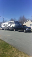 RV and Trailer towing