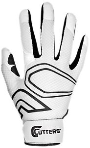 NEW Tags-Cutters Gloves Youth Lead L -Off Baseball Batting Glove