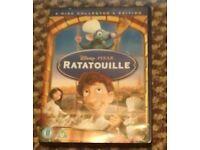 2 disc Disney Pixar Ratatouille DVD