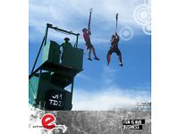 Ride Operators Wanted For Zipwire Attraction