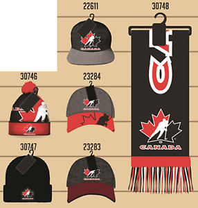 NHL and Team Canada Gear