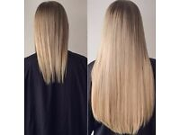 Tape Hair - Micro Ring -Hair Extensions- Nano Ring Extension - Pre-bonded Hair Extension