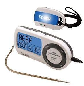 Taylor Precision Products Gourmet Wireless Remote Thermometer