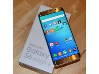 Brand new condition Unlocked Samsung Galaxy s6 Edge Plus And warranty