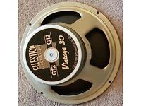 Celestion Vintage 30 V30 Speaker. 8 Ohms. 60 Watts.