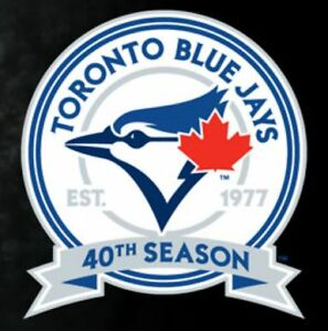 TORONTO BLUE JAYS TICKETS - SEC 115L, ROW 10 - GAMES ALL SEASON