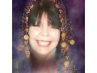 Annie Moon charity clairvoyance night