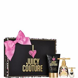 Authentic juicy couture perfume set.