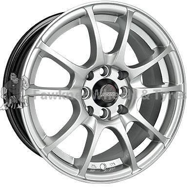 Ssw Challenge S154 Wheels 17 Inch New Tyre Package Available