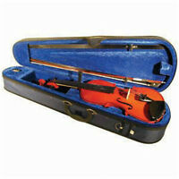 3 Quarter size Violin, with warranty still in packaged      Watc
