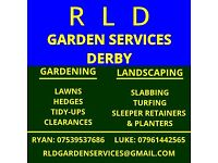 Landscaping and Gardens - Derby
