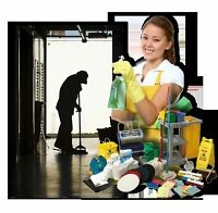 I am seeking a full time cleaning, janitorial position