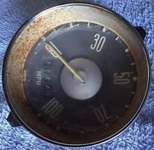 VW Type 3 Speedometer, White Need Needle, MPH Lobethal Adelaide Hills Preview