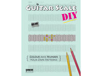 Guitar Scale DIY and Guitar Chord DIY