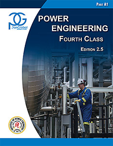 Power Engineering 4th Class Textbooks. Located Peace River