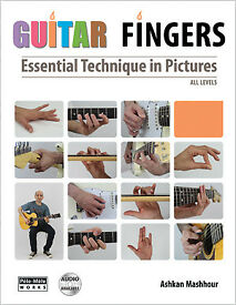 Guitar Fingers book