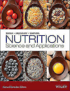 Nutrition: Science & Applications (Loose-leaf, MSVU Nutrition)