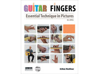 Guitar Fingers exercise book - Last days at reduced price