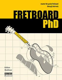 Fretboard PhD book