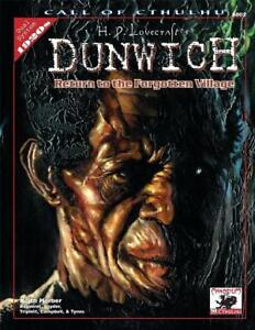 Book--HP Lovecraft's Call of Dunwich