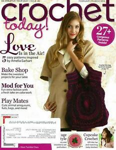Crochet magazines ebay crochet today magazines fandeluxe Gallery