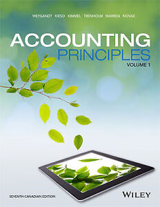 ACCOUNTING PRINCIPLES VOLUME 1 7TH EDITION WITH WILEY PLUS