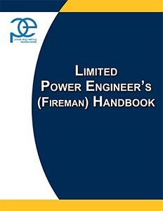 Looking for Limited Power Engineer's (Fireman) Handbook