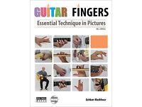 Guitar Fingers gym book