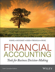 UPEI ACCT101 Financial Accounting 6th Edition