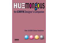 HUEmongous - The CMYK Designer's Companion