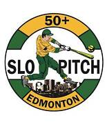 Welcoming Men and Women Slo-Pitch Players 50+