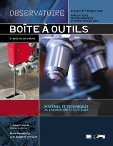 Livre Observatoire Boîte à outils