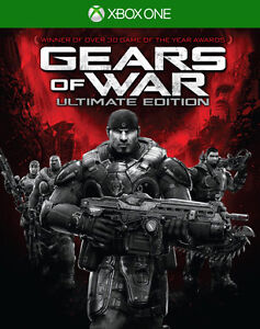 Gears of War Ultimate Edition (Sealed) Xbox One